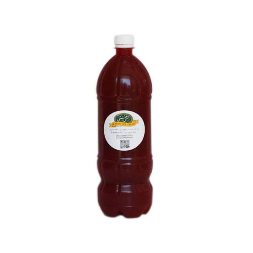 آب انار بطری 1.5 لیتری