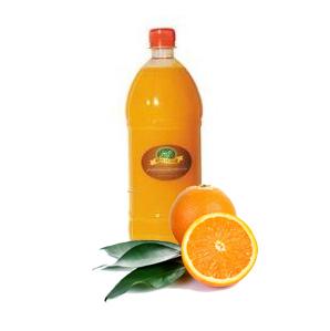 آب پرتقال بطری 1.5 لیتری